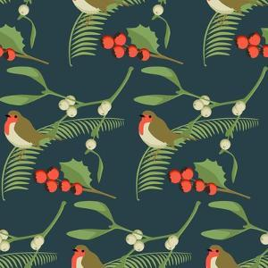 Christmas Robin by Claire Huntley