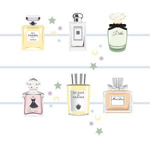 Classic Perfumes by Claire Huntley