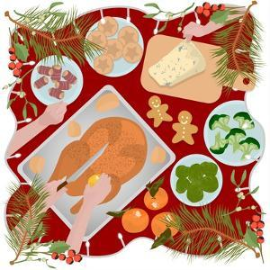 Festive Food by Claire Huntley