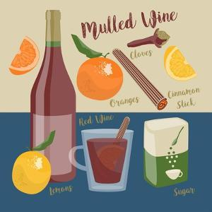 Mulled Wine by Claire Huntley