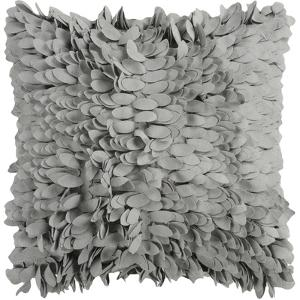 Claire Pillow Cover - Grey