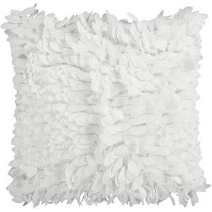Claire Pillow Cover - White