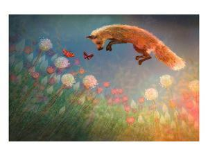 Chasing Butterflies by Claire Westwood