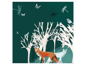 Fox Day by Claire Westwood