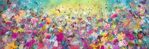 Magic Garden Spring by Claire Westwood