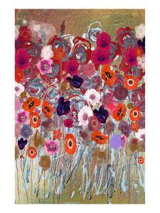 Poppy and Anemone by Claire Westwood