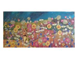 Wild Garden mixture by Claire Westwood