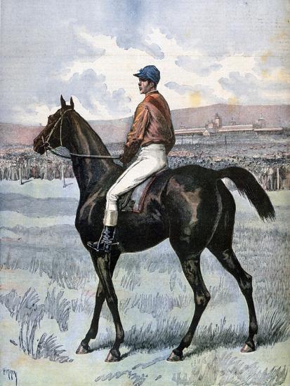 Clamart, Winner of the Grand Prix De Paris, Owned by Edmond Blanc, 1892-Henri Meyer-Giclee Print