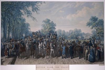 Clapham Common, Wandsworth, London, 1862-John Harris-Giclee Print