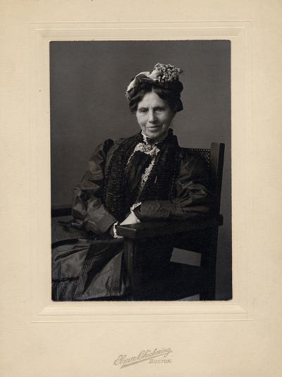 Clara Barton--Photographic Print