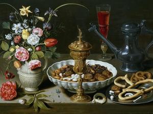 Table, 1611 by Clara Peeters