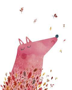 Autumn Fox by Clara Wells
