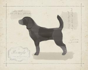 Dog Club - Beagle by Clara Wells