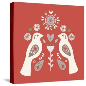 Folk Tales II by Clara Wells