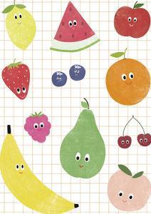 Fruity Mix by Clara Wells