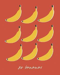 Go Bananas by Clara Wells
