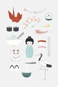 Iconic Japan by Clara Wells