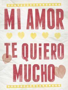 Mi Amor by Clara Wells