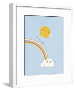 Ride The Rainbow by Clara Wells
