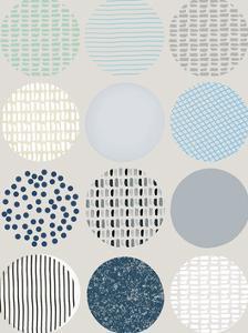 Scandi Circles by Clara Wells