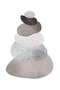Scandi Stones II by Clara Wells