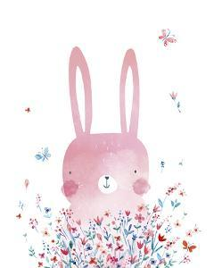 Spring Bunny by Clara Wells