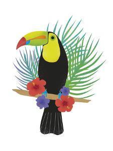 Toucan Tropics - Free by Clara Wells