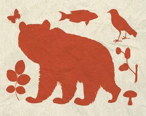 Woodland Creatures III by Clara Wells