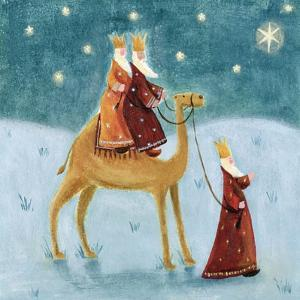 We Three Kings, 2002 by Clare Alderson