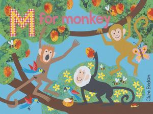 M for Monkey by Clare Beaton