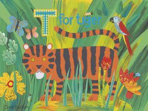 T for Tiger by Clare Beaton