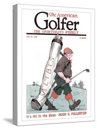 The American Golfer July 24, 1920
