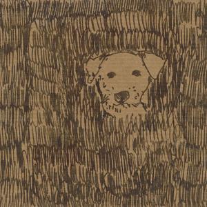 Boho Dogs VIII by Clare Ormerod