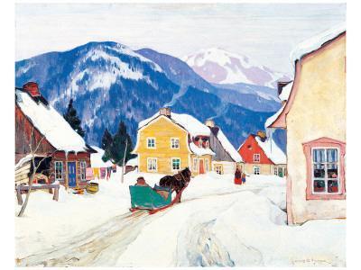 Laurentian Village