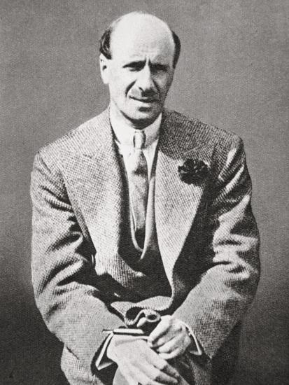 Clarence Hatry, failed British financier, 1929-Unknown-Photographic Print