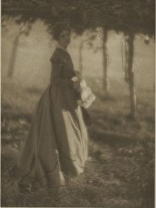 Camera Work July.1908 : the Arbor by Clarence White