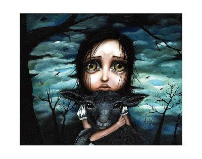Clarice-Angelina Wrona-Art Print