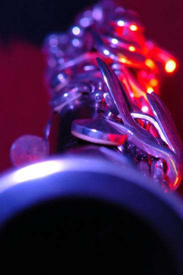 Clarinet-Crown-Photographic Print