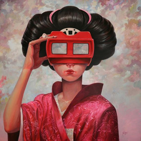 Clarity II-Aaron Jasinski-Art Print