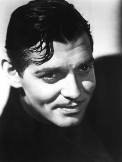 Clark Gable, Mid-1930s--Photo