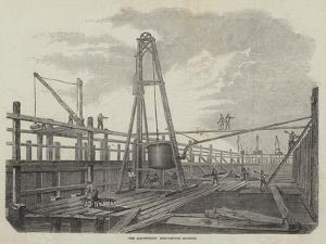 Clarke and Varley's Atmospheric Pile-Driving Machine