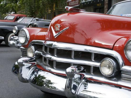 Classic American Automobile, Seattle, Washington, USA Photographic Print by  William Sutton | Art com