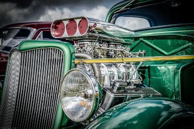 Classic American Automobile-David Challinor-Photographic Print