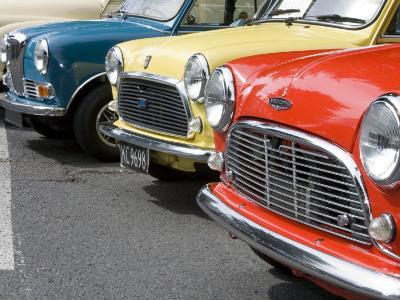 Classic British Automobile, Seattle, Washington, USA-William Sutton-Photographic Print