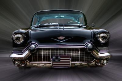 Classic Car-Nathan Wright-Photographic Print
