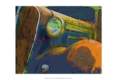 Classic Cruisin' III-Danny Head-Art Print