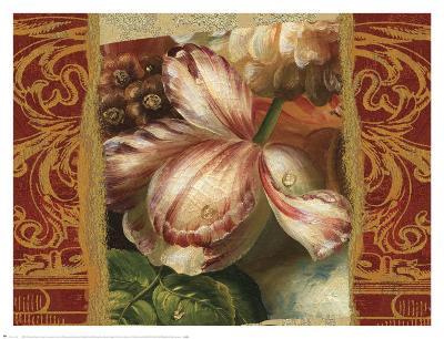 Classic Dutch Tulip-Tony Lupas-Art Print