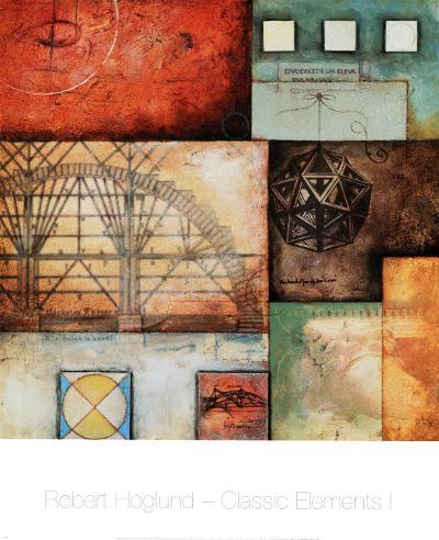 Classic Elements I-Robert Hoglund-Art Print