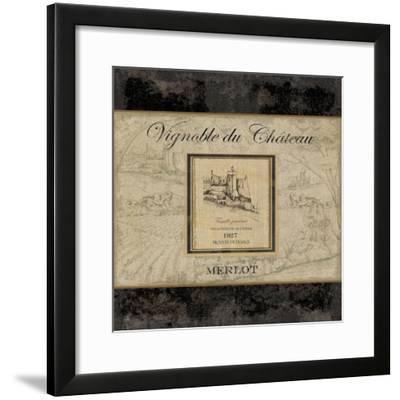 Classic Flavor I-Daphné B.-Framed Giclee Print
