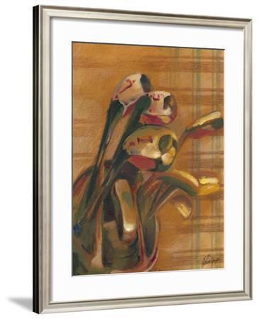 Classic Golf I-Ethan Harper-Framed Art Print